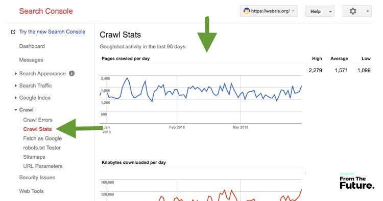 crawl-report-google-search-console