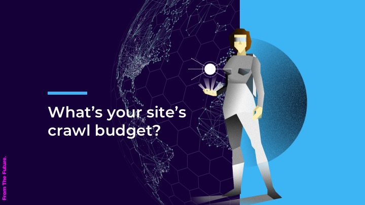 whats my sites crawl budget